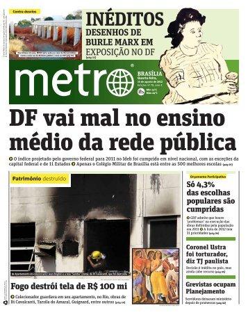 INÉDITOS - Metro