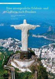 und Golfreise nach Brasilien - Golf Travel Consulting, Inc.