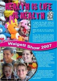 Walgett Show 2007 - WAMS