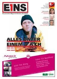 02. Juni `10 (PDF) - E1NS-Magazin