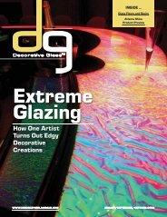 ecorative - Decorative Glass Magazine