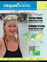 A Nadar 4.5 km 4.5 km Swim - Vieques Events