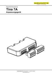 Tina 7A - mattle industrie-produkte ag