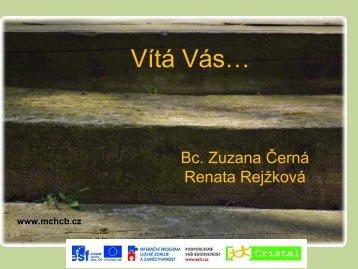 Dětská skupina Beruška - Projekt CRISTAL
