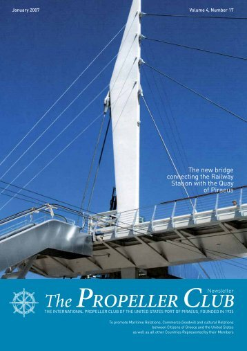 The PROPELLER CLUB