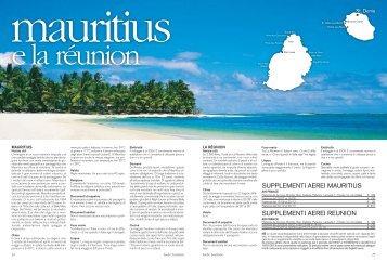 supplementi aerei mauritius supplementi aerei reunion - I Viaggi dell ...