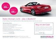 Informationen - Mercedes-Benz Automobil AG