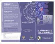 UN ESTUDIO PET - Instituto Nacional de Cancerología