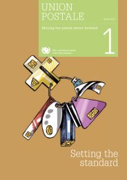 English pdf 2.14 mb - UPU - Universal Postal Union
