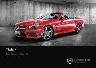 Třída SL - Mercedes-Benz