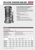 pro-clean® stratified tank - TiSUN - Page 3