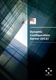 Dynamic Configuration Server (DCS) - Nominum