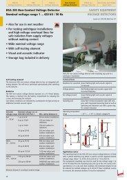 HSA205 Non-Contact Voltage Detector - Surgetek