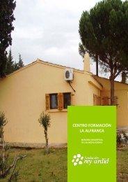 Centro de la Alfranca - Fundación Rey Ardid