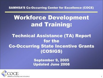 Competencies - Homelessness Resource Center - Substance ...