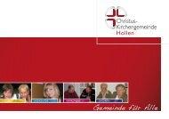 Gemeinde für Alle - Kirchengemeinde Hollen