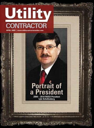 View Full April PDF Issue - Utility Contractor Online