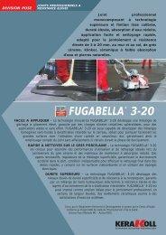fugabella® 3-20 - Kerakoll