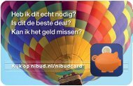 Download de Nibudcard