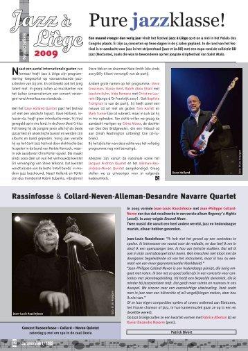Jazz à Liège 2009