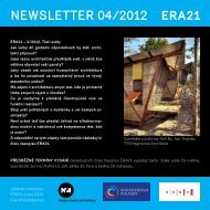 newsletter 04/2012 - Era21