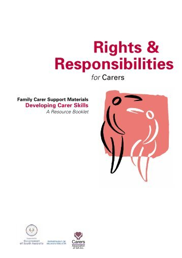 Rights & Responsibilities - Department for Communities and Social ...