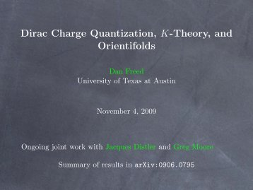 Dirac Charge Quantization, K-Theory, and Orientifolds