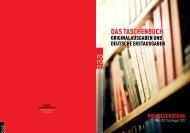 DAS TASCHENBUCH - fuxx! | start