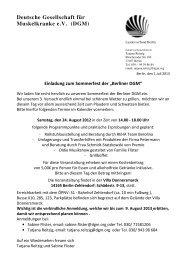 Deutsche Gesellschaft für Muskelkranke e.V. (DGM) - Premio Berlin ...