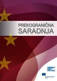 Prekogranična saradnja - Evropski pokret u Srbiji