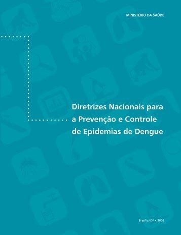 Diretrizes Nacionais para a Prevenção e Controle de ... - Suvisa