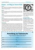 Blasiussegen - Pfarrei Hochdorf - Seite 7