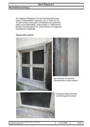 Fotodokumentation (ca. 7mb) - Holzmanufaktur Rottweil