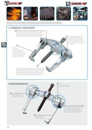 2-ARMIGE ABZIEHER HAKENBREMSE - v-tools