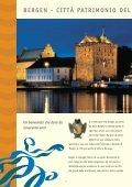 La Porta dei Fiordi Norvegesi Città Patrimonio del Mondo - visitBergen - Page 2