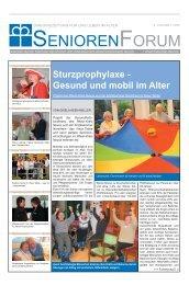 Sturzprophylaxe - Gesund und mobil im Alter - Diakonie im Rhein ...