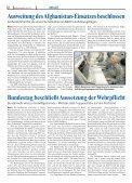 Minister räumt Kommunikations- mängel ein - DBwV - Seite 3