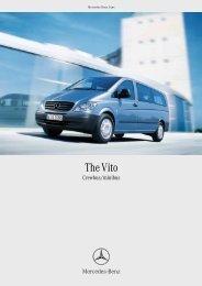 Download Vito crewbus brochure (PDF, 1435 KB) - Mercedes-Benz ...