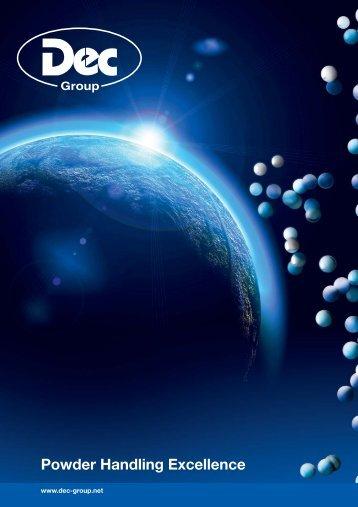 Powder Handling Excellence - DEC Group