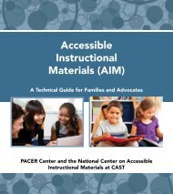 A Technical Guide for Families and Advocates - National Center on ...