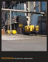 PECO/Exelon - Brandenburg Industrial Service Co.