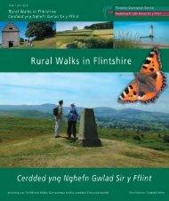 Rural Walks in Flintshire (pdf) - Flintshire County Council