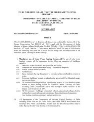 Notification No.2387 dated 28-09-2006 - Delhi Transco Limited