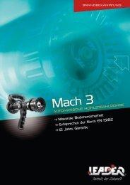 Broschüre automatische Hohlstrahlrohre zp01 002 ... - Leader GmbH
