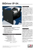BiDriver Plus - dasaudio.de - Page 2