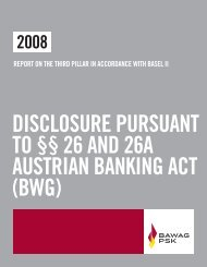 Basel II - Bawag