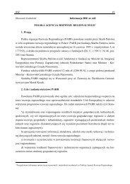 Nr 442. Polska Agencja Rozwoju Regionalnego