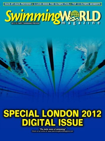 2012 Olympic Preview - Swimming World Magazine