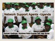 Network Support Agents, Uganda