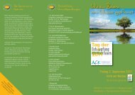 Das Programm als PDF - Umweltbüro der Evangelischen ...